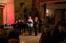 "O. de Kort. Dutch translations of S.Rachmaninov's songs: 14.02.14, Leiden, White Crow Music Festival Leiden. ""Liebe und Leben"". (c)gampang.nl"