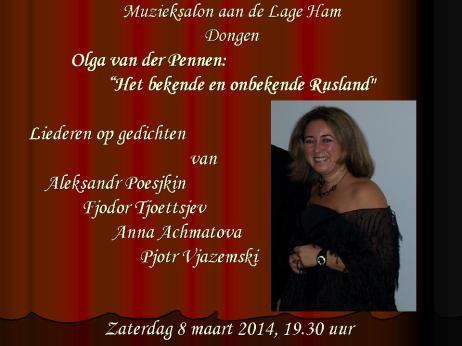 8 maart 2014, Olga vd Pennen, Dongen