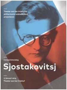 Dmitri Sjostakovitsj. Componistendag - teksten en liederen-O. de Kort