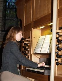 Olga de Kort- orgel Raamsdonk