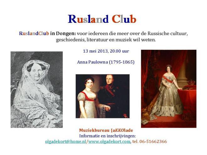 RuslandClub-13mei2013-AnnaPaulowna-OdeKort