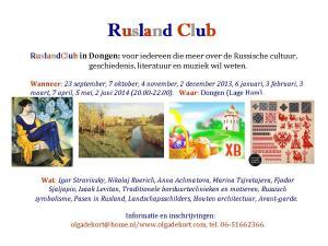 RuslandClub-september2013-juni2014Dongen