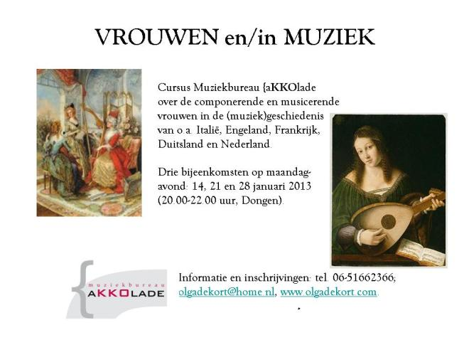 vrouwen en muziek-januari2013