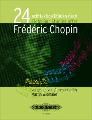 EP 11230 Widmeier Chopinetüden