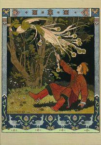 Ivan Bilibin. De Vuurvogel