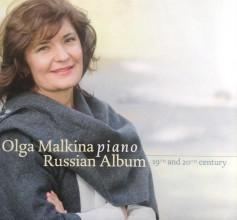 Olga Malkina. Russian Album CD
