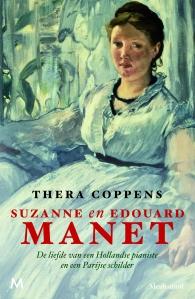Voorplat_Coppens_Suzanne en Edouard Manet