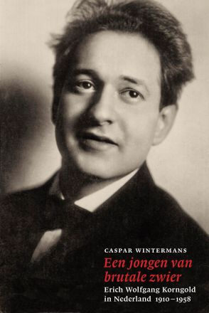 C.Wintermans. Korngold in Nederland