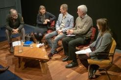 Panel members: Maryleen Schiltkamp, Alan Mercer, Libor Štichauer, Olga de Kort and Bert van der Schoot - Foto Vin Zarka